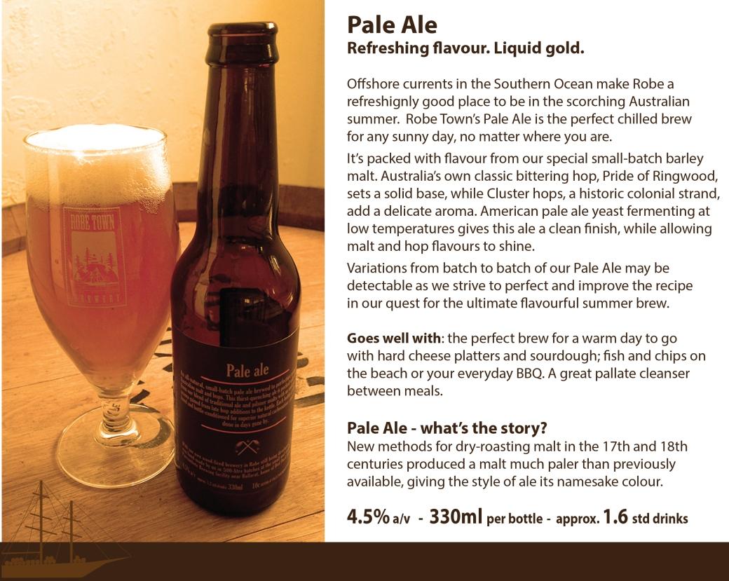 website pale ale page